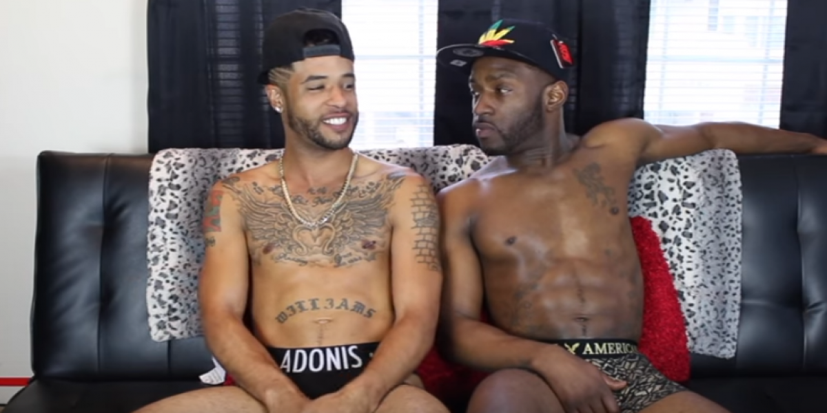 Tex brown kash dinero fucks a thick bottom